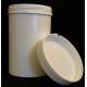 Potje & garantiezegel voor 500 gr of 2000 tabletten