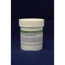 Celzout nr 18 - Calcium sulfuratum